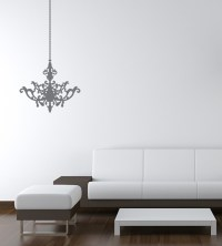Chandelier | Wall Decals - Trading Phrases