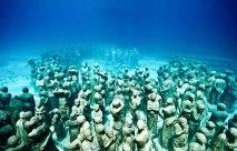 underwater sculpture granada