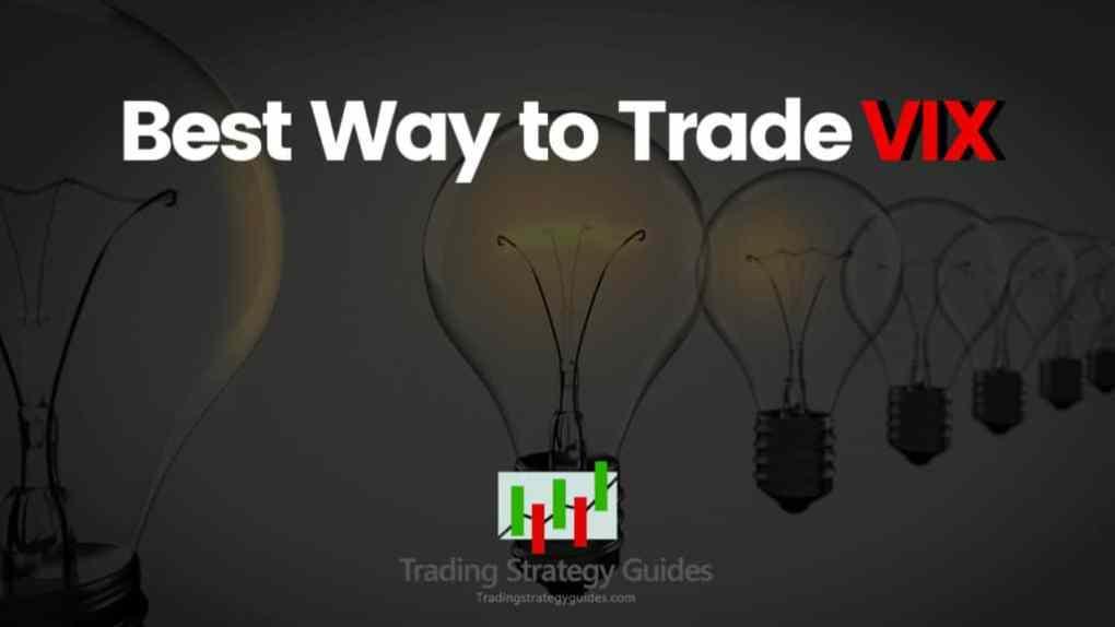 how to trade vix