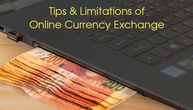 Online Currency Exchange
