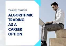 algorithmic trading as a career option