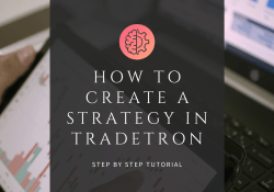 How to Create Strategy In Tradetron