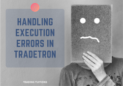 Execution Errors in Tradetron