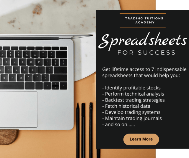 Spreadsheets for Success