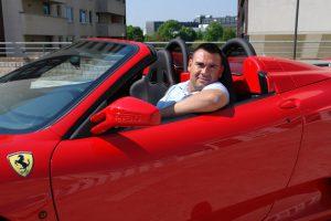Koko Petkov Ferrari