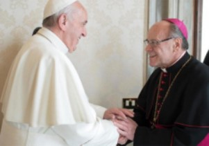 Francis-Bergogliio & Vitus Huonder