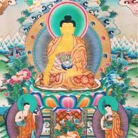 Shakyamuni Buddha Tibetan Art