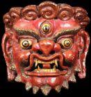 Bhairava Nepalese Mask