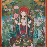 Ayurveda God Painting