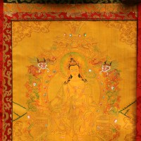 Master Quality Gold Painting