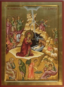 The_Nativity_of_Jesus_Christ_by_logIcon1