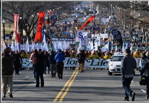 March On DC 2015