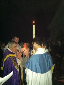 Saint Anthony Of Padua _ West Orange Easter Vigil