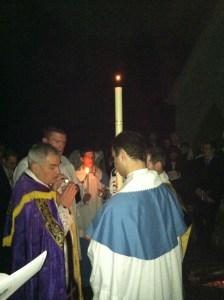 Saint Anthony Of Padua _ West Orange Easter Vigil