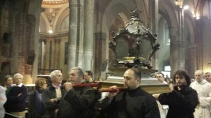 Relic Procession of Saint Peter Verona