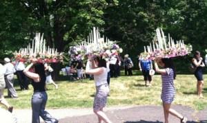 Holy Face Monastery - Solemn Mass Clifton - NJ- SacroMonte2015Version05