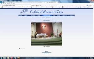 Catholic Women Of Zion - Hetrodox Photo_002