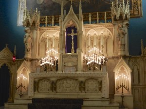 Rorate Caeli Mass At Holy Innocents NYC