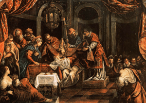 The Feast of the Circumcision of Our Lord