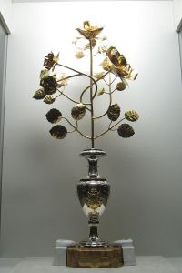 Golden Rose of the Basilica of Our Lady of Scherpenheuvel