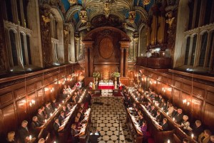 Vespers In The West Wing - Westminster