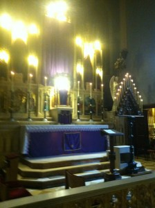Saint Anthony of Padua Spy Weds Tenabrae 2016_a