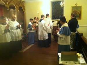 Saint Anthony of Padua West Orange Easter Vigil Adult Baptism 2016
