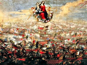 Battle-of-Lepanto