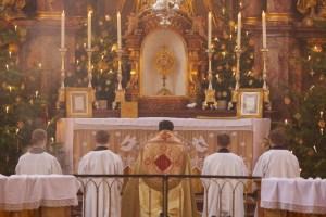 Corpus Christi Thursday Photograph