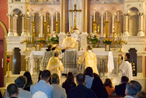TLM fr. c at sacred heart Conn