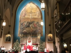 Holy Innocents NYC | Traditional Catholics Emerge