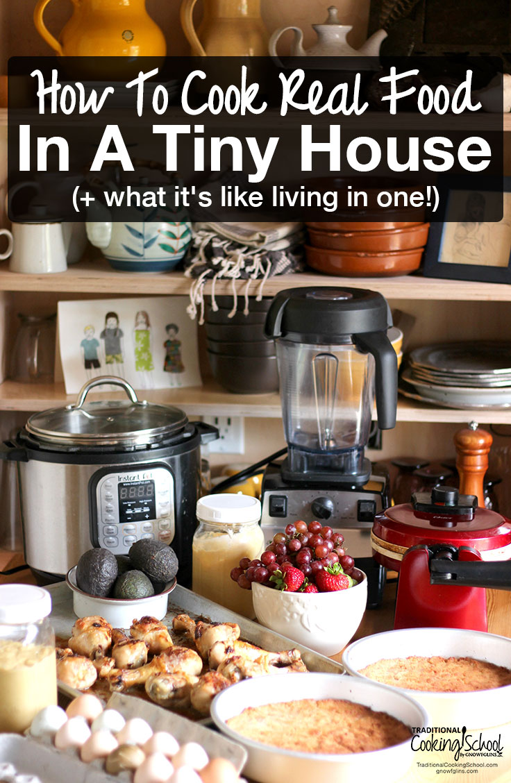 hight resolution of how to cook real food in a tiny house what it s like living in