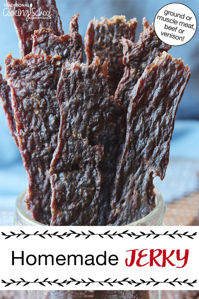 Ground Beef Jerky Recipe Without Gun : ground, jerky, recipe, without, Homemade, Jerky, (ground, Muscle, Meat,, Venison!)