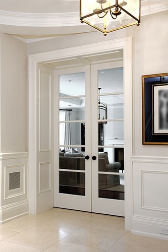 Interior French Doors Gallery