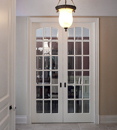 Custom Interior French Doors Gallery  Traditional Door