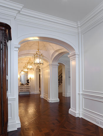 chair rail profiles ivory leather dining chairs custom wood mouldings for all types of project | traditional doors