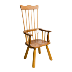 Handmade Wooden Chairs Step Ladder Chair Traditional Stick Country