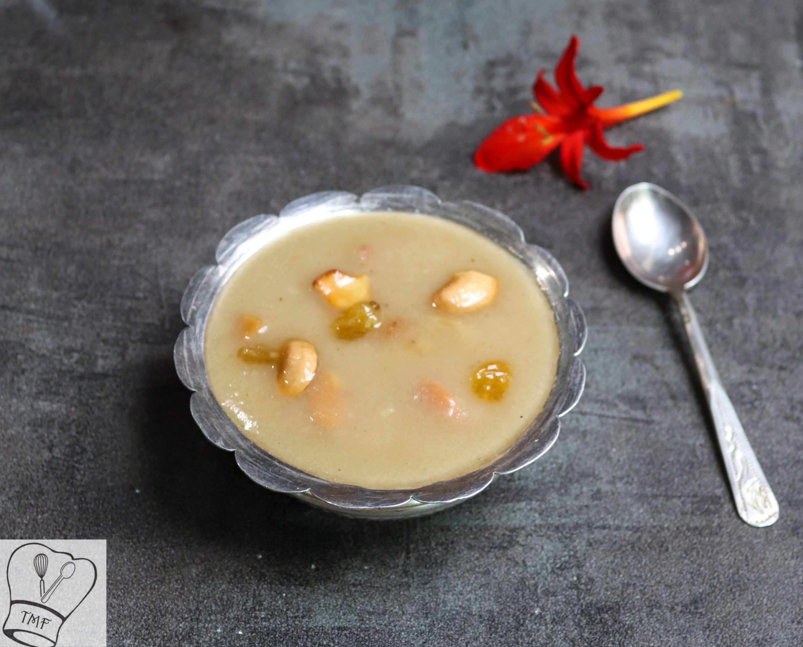 Arisi Thengai Payasam Coconut Payasam Traditionally
