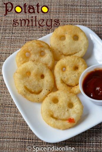 Potato Smiley 10