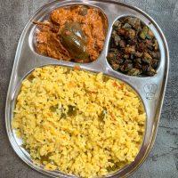Arisi Paruppu Sadam | Coimbatore style Arisi Paruppu Sadam