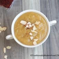 Almond Flour Halwa | Badam Halwa