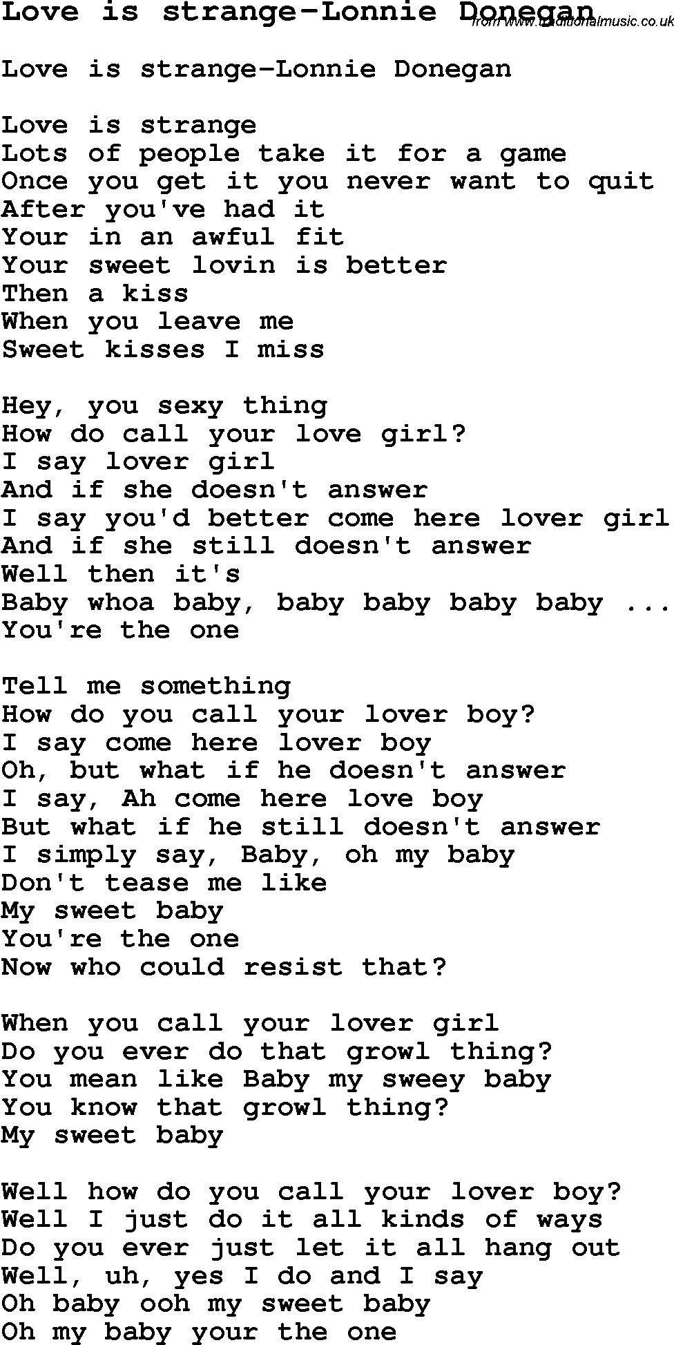 Baby Oh Baby You're The One : you're, Lyrics, Sweet, Viewer