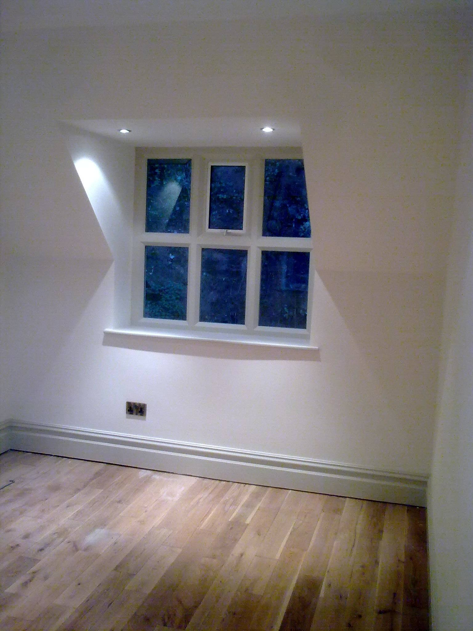 Professional Finish On Bare Timber Using Water Based Paint Only Traditional Painter
