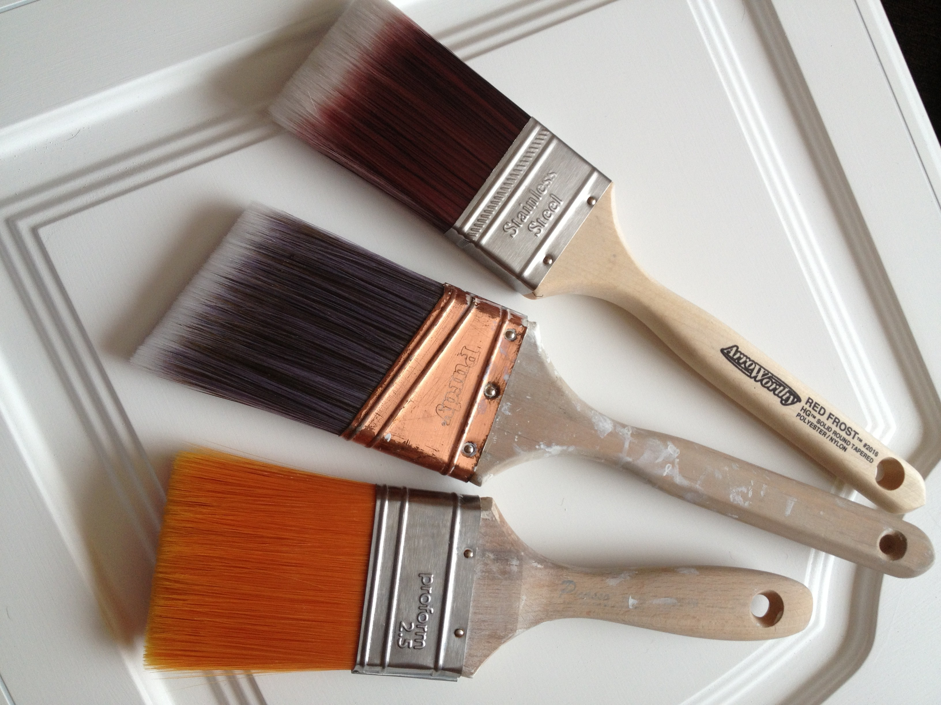 Best Paintbrush For Painting Kitchen Cabinets