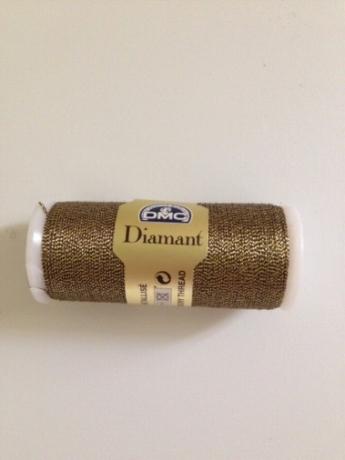 Dmc Diamant : diamant, Diamant, Metallic, Embroidery, Thread, Colors, Choose