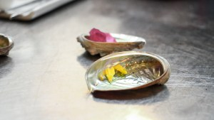 Abalone - Ocean - Chef Bee Satongun - Traditional Thai Food