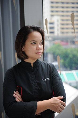 Chef Bee from Paste Bangkok