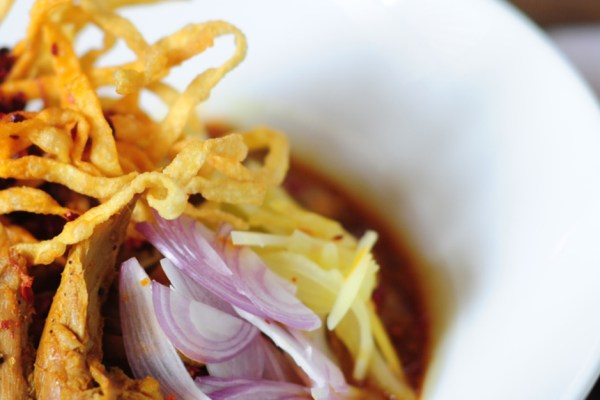 Khao Soi with Duck