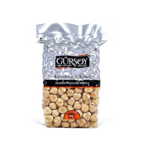 Gursoy Roasted Hazelnut Kernels 250 G
