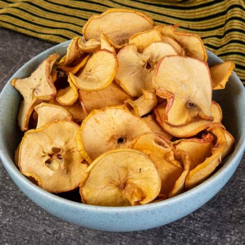Organic Dried Alanya Apple 30g